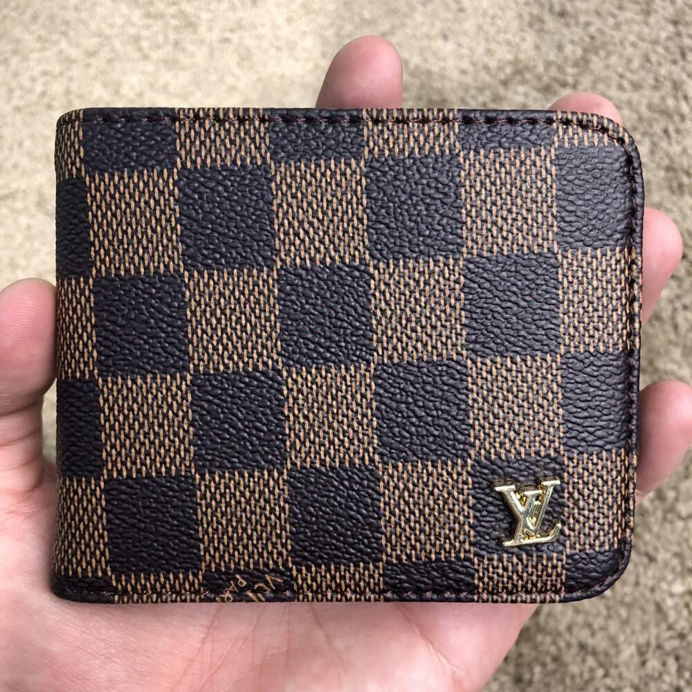 Wallet Louis Vuitton Florin Damier Ebene