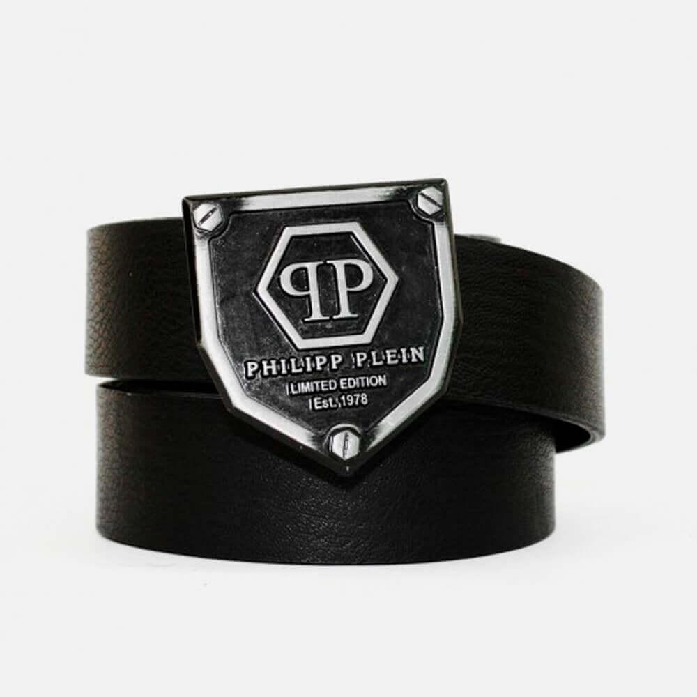 Belt Philipp Plein Jump On It Black