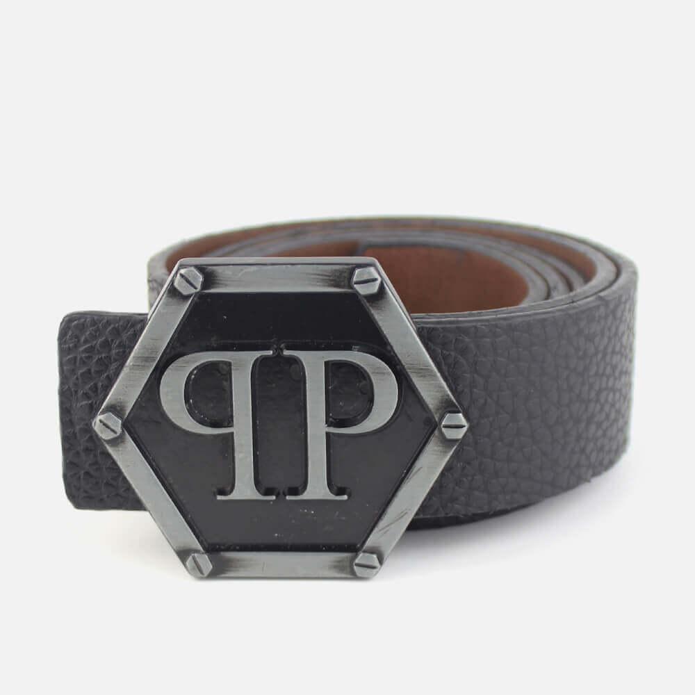 Belt Philipp Plein Dakota Black